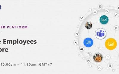 Technosoft Webinar Microsoft Teams & Power Platform