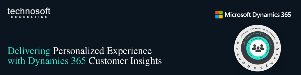 Dynamics 365 Customer Insights